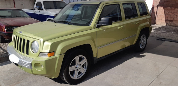 Jeep Patriot Limited Qc 4x2 Cvt 2010