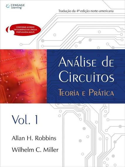 Analise De Circuitos - Vol. 1 - Teoria E Pratica - 4ª Edic