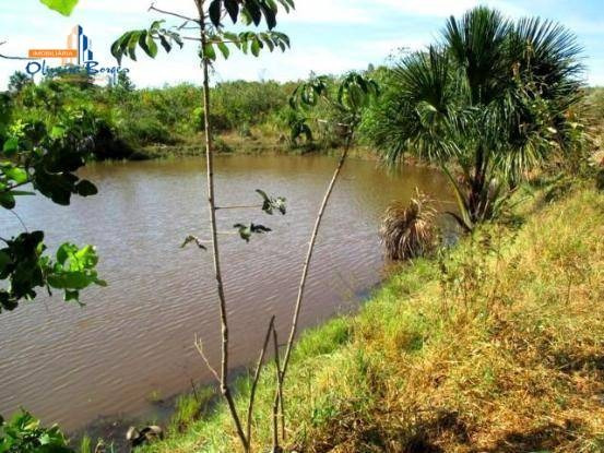 Fazenda Com 3 Dormitórios À Venda, 21538000 M² Por R$ 4.000.000 - Zona Rural - Centenário/to - Fa0006