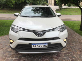 Toyota Rav4 2.5 4x4 Vx 6at 2016