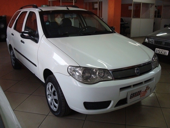 Palio Weekend 1.4 Mpi Elx 8v Flex 4p Manual 117000km