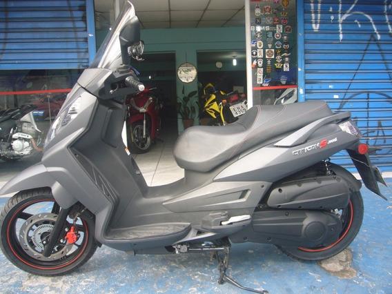 Dafra Citycom 300 I Kit S Preta Ano 2012 Troca Financia