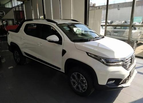 Fiat Strada 2021 0km Rápida Entrega Solo Con Dni Y Cuotas C-