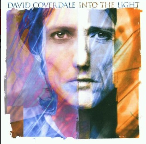 David Coverdale - Into The Light (cd, Album)
