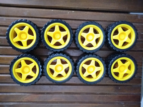 8 Rodas Para Motor Arduino Projetos