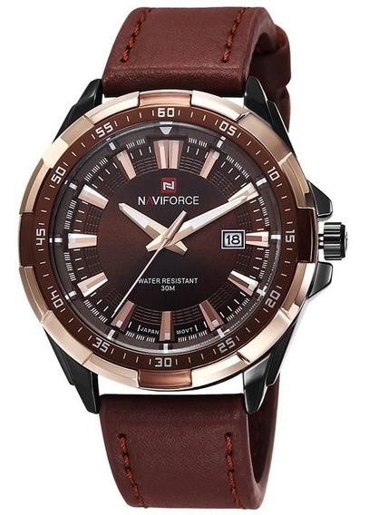 Relógio Masculino Naviforce Original