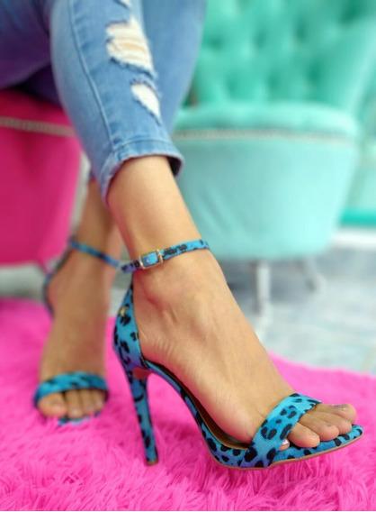 Sandalias Di Cristalli