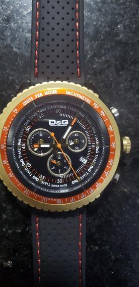 Relógio D&g Dolce E Gabbana Original