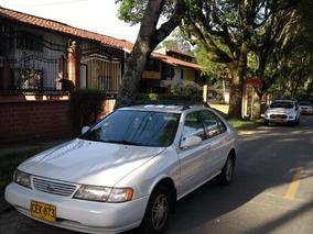 Nissan Sentra B14 Super Saloom At 1600, Recibo Mayor Valor