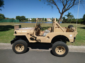 Jeep Willys 46