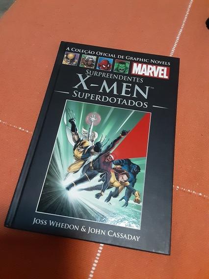 X-man Superdotados - Marvel - Capa Dura