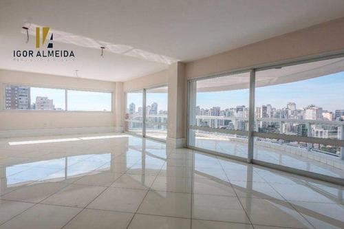 Imagem 1 de 30 de Cobertura Com 3 Dormitórios À Venda, 416 M² Por R$ 6.990.000,00 - Perdizes - São Paulo/sp - Co1380