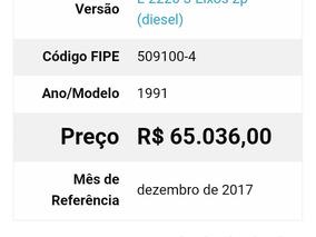 Mercedes Benz 2220