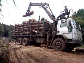 5032 Transtora C/ Munck Florestal, Pego Troca De Menor Valor