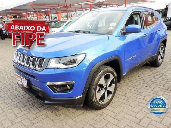 Jeep Compass Longitude At6 2.0 16v Flex, Qee9109