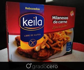 Milanesas De Carne Libre De Gluten (sin Tacc) X 330gr
