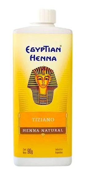Color En Polvo Egyptian Henna 90g Colores Varios