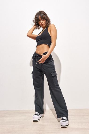 Pantalon Cargo Mujer Mercadolibre Com Ar