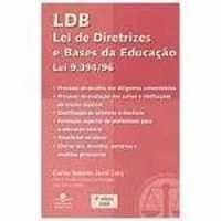 Ldb Lei De Diretrizes E Bases Da Educaçã Cury, Carlos Rober