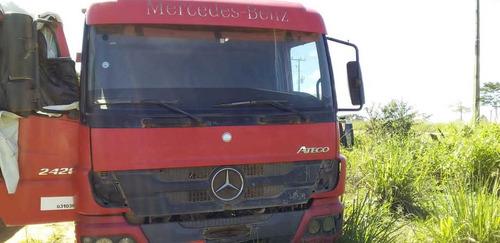 Mercedes-benz Mb 2426 Atego 2013 Atego 2013