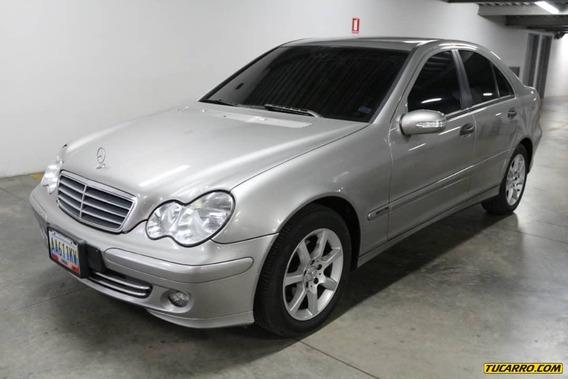 Mercedes Benz Clase C Kompresor