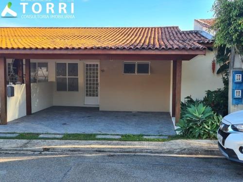 Imagem 1 de 6 de Casa À Venda No Condomínio Village Colina Do Sol - Cc00357 - 69802831