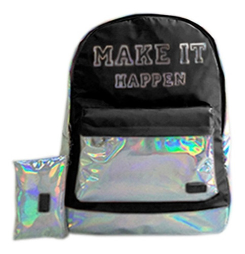 Mochila Grande Espalda Make It Happen 47 Street 2332 Maple