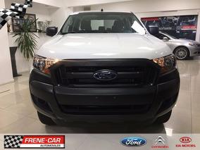 Ford Ranger 2.5 Xl Doble Cabina 2.5 2018 0km
