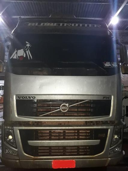 Volvo Fh 460 6x4 2014 Mais Rodocaçãmba