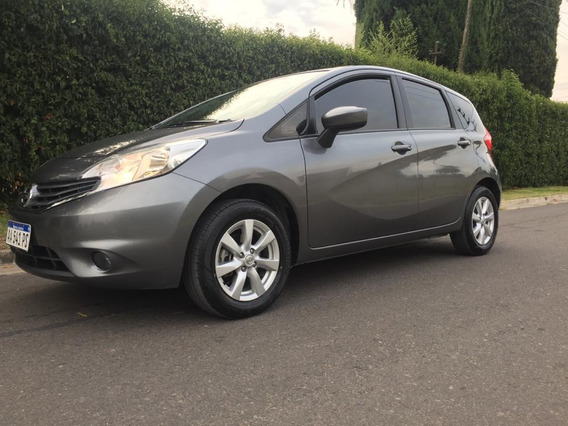 Nissan Note Sense Mt