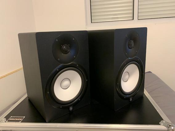 Par De Monitores De Audio Yamaha Hs8