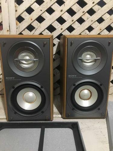 Par De Caixas Acústicas Sony Ss Crb5