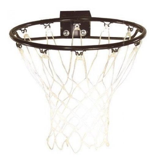 Spalding Huffy 7801s Slam Jam Borde De Baloncesto (negro)