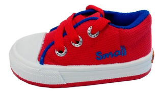 Zapatillas Lona Bebe Small Original Mod Buggy (0324)