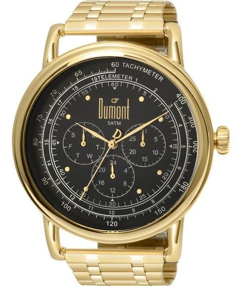Relógio Dumont Masculino Barato Garantia Original Nfe