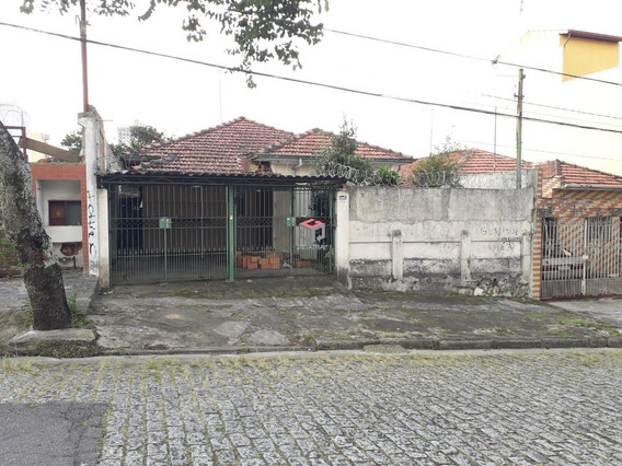 Terreno À Venda, Pires - Santo André/sp - 81988