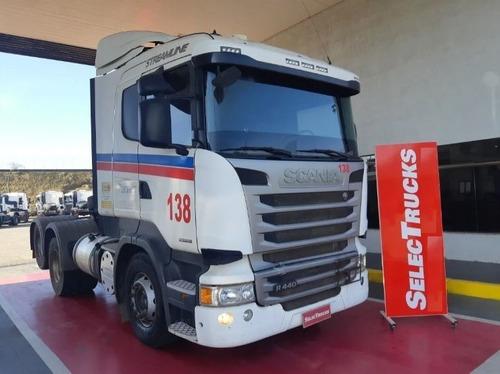 Scania R440 6x2 15/16 Streamline