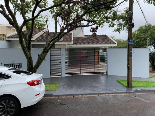 Casa À Venda, 148 M² Por R$ 565.000,00 - Jardim Novo Horizonte - Maringá/pr - Ca0196