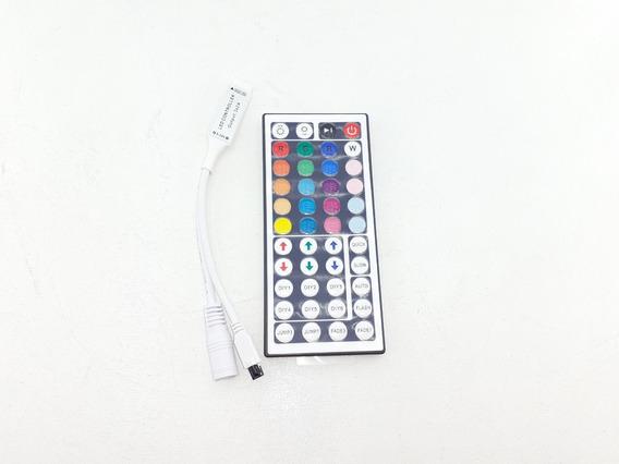 Controlador Rgb De 44 Botones Infrarrojo Para Tiras Rgb 5050