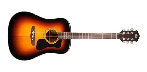 Guild D-140 Guitarra Acustica Dreadnought + Estuche