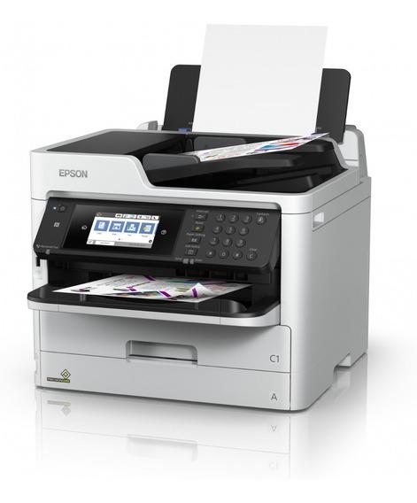 Impressora Multifuncional Epson Wf 5790/5710 Tanque 800ml