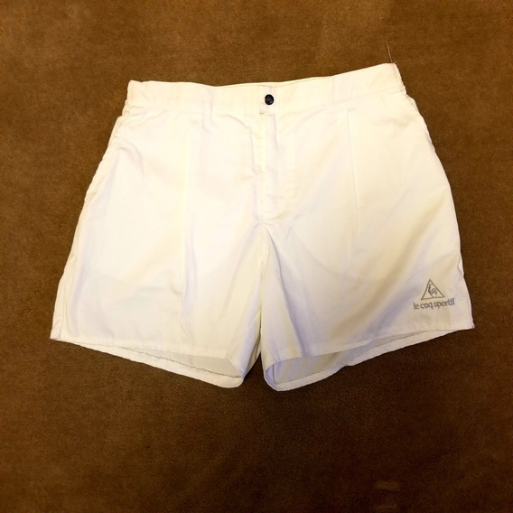 Short Blanco Le Coq Sportif Small