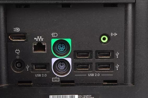 Computador/pc - All In One Hp 6000pro Core 2 Duo 2 300gb
