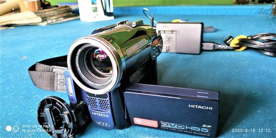 Filmadora Japonesa Hitachi Dz 303 - Em Perfeito Estado