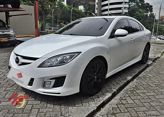 Mazda 6 All New Tiptronico 2.5 2010 Kak385