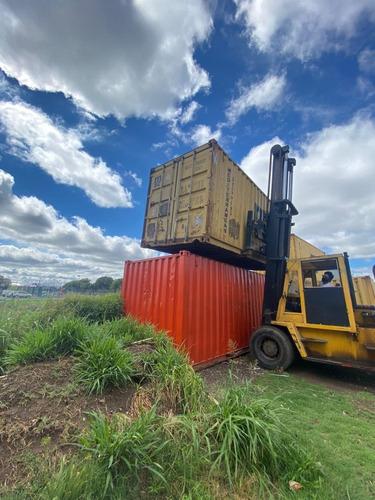 Contenedores Marítimos Containers  Nacionalizados 40 Pies