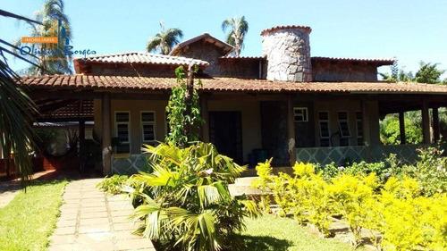 Imagem 1 de 12 de Chácara Com 4 Dormitórios À Venda, 4527 M² Por R$ 1.490.000 - Vila Nova Jayara - Anápolis/go - Ch0107