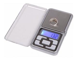Mini Pesa Gramera Digital Balanza Bolsillo 500g Envío Gratis