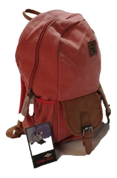 Mochila Alpine Skate Original 18´´ Canvas Original Urbana