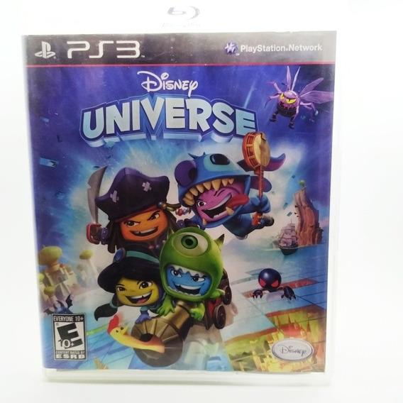 Ps3 Disney Universe Fisico Usado